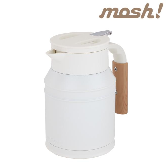 [MOSH] 모슈 테이블 팟 1L (화이트)